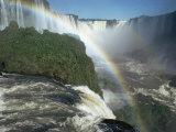 Iguacu Falls  600M High  and 2470M Long  Iguacu (Iguassu) Unesco World Heritage Site