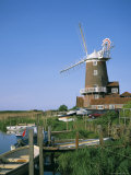Cley Mill  Cley Next the Sea  Norfolk  England  United Kingdom