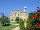 Church of St John the Baptist  Ancient Town of Byblos (Jbail)  Mount Lebanon District  Lebanon