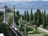 Isola Bella  Completed in 1670 for Count Borromeo  Lake Maggiore  Piedmont  Italy