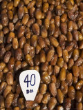 Dates for Sale in the Souq  Marrakesh  Morocco  North Africa  Africa
