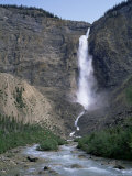Takakkaw Falls  254M High  Yoho National Park  British Columbia  Rockies  Canada