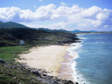 West Coast Near Muros  Galicia  Spain