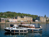 Harbour and Waterfront  Oban  Argyll  Strathclyde  Scotland  United Kingdom