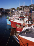 Fishing Boats and Waterfront  Oban  Argyll  Scotland  United Kingdom