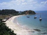 Baia (Bay) De Todos Os Santos  Near Salvador  Ilha (Island)_ Dos Frades  Bahia State  Brazil