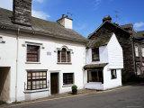 Beatrix Potter Gallery  Hawkshead  Lake District  Cumbria  England  United Kingdom