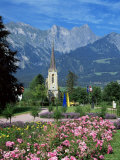 The Spa Town of Bad Ragaz  Switzerland
