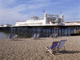 Palace Pier  Brighton  East Sussex  England  United Kingdom