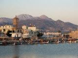 Harbour  Ierapetra  Crete  Greece