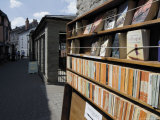 Bookstalls  Hay on Wye  Powys  Mid-Wales  Wales  United Kingdom