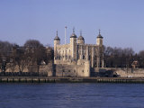The Tower of London  Unesco World Heritage Site  London  England  United Kingdom