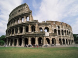 The Colosseum  Rome  Lazio  Italy
