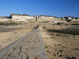 Intra-Muros  Old Walled Town  St Malo  Ille-Et-Vilaine  Brittany  France