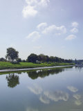 River Somme  St Valery Sur Somme  Picardy  France