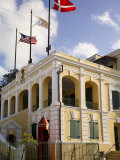 Government House  Christiansted  StCroix  US Virgin Islands