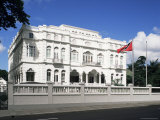 The Prime Minister's Office  Known as Whitehall  Port of Spain  Trinidad & Tobago