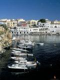 Es Castell  Menorca (Minorca)  Balearic Islands  Spain  Mediterranean