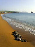Beach  South Milton Sands  South Hams  Devon  England  United Kingdom