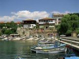 Nessebur Harbour  Bulgaria