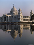 Victoria Memorial  Kolkata (Calcutta)  West Bengal  India