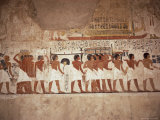 Tomb of Ramose  Grand Minister of 18th Dynasty  Valley of Nobles  UNESCO World Heritage Site