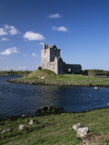 Dunguaire Castle Near Kinvara  County Clare  Munster  Eire (Republic of Ireland)