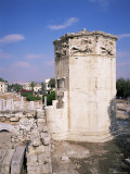 Tower of the Winds  Roman Agora  Athens  Greece