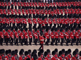 Trooping the Colour  London  England  United Kingdom