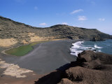 El Golfo  Lanzarote  Canary Islands  Spain  Atlantic