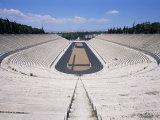 Panathenaikos Stadium  Athens  Greece