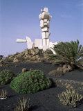 Monumento Al Campesino  Lanzarote  Canary Islands  Spain