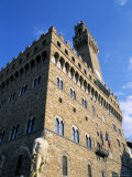 Palazzo Vecchio  Florence  Tuscany  Italy