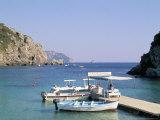 Paleokastritsa  Corfu  Greek Islands  Greece  Mediterranean