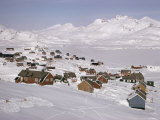 Angmagssalik (Ammassalik)  Greenland  Polar Regions