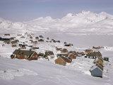 Angmagssalik (Ammassalik)  Greenland  Polar Regions