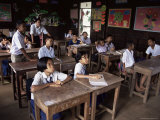 Primary School  Bangkok  Thailand  Southeast Asia