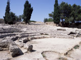 Roman Theatre  Alcudia  Majorca  Balearic Islands  Spain