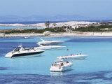Platja Illetas  Formentera  Balearic Islands  Spain  Mediterranean