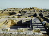 Great Bath of the Citadel from South  Indus Valley Civilization  Mohenjodaro  Sind (Sindh)