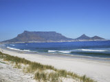 Table Mountain  Cape Town  South Africa  Africa