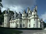 Chateau d'Usse  Dating from 15th Century  Rigny Usse  Indre Et Loire  Centre  France