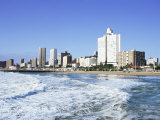 Golden Mile  Durban  South Africa  Africa