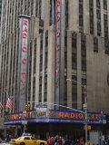 Radio City Music Hall  Manhattan  New York City  New York  USA