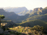 Blyde River Canyon  Drakensberg Mountains  South Africa  Africa