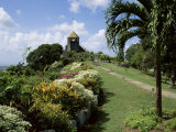 Gun Hill Signal Station  Barbados  West Indies  Caribbean  Central America