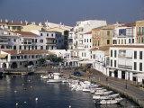 Es Castell  Near Mahon  Menorca  Balearic Islands  Spain  Mediterranean