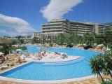 Hotel Torviscas Playa  Playa De Las Americas  Tenerife  Canary Islands  Spain
