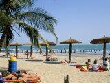 Bakau Beach  the Gambia  West Africa  Africa
