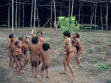 Yanomami Children  Brazil  South America